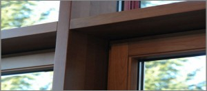 Post and Beam / Glass Wall Construction