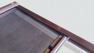 Copper Clad Retractable Screens