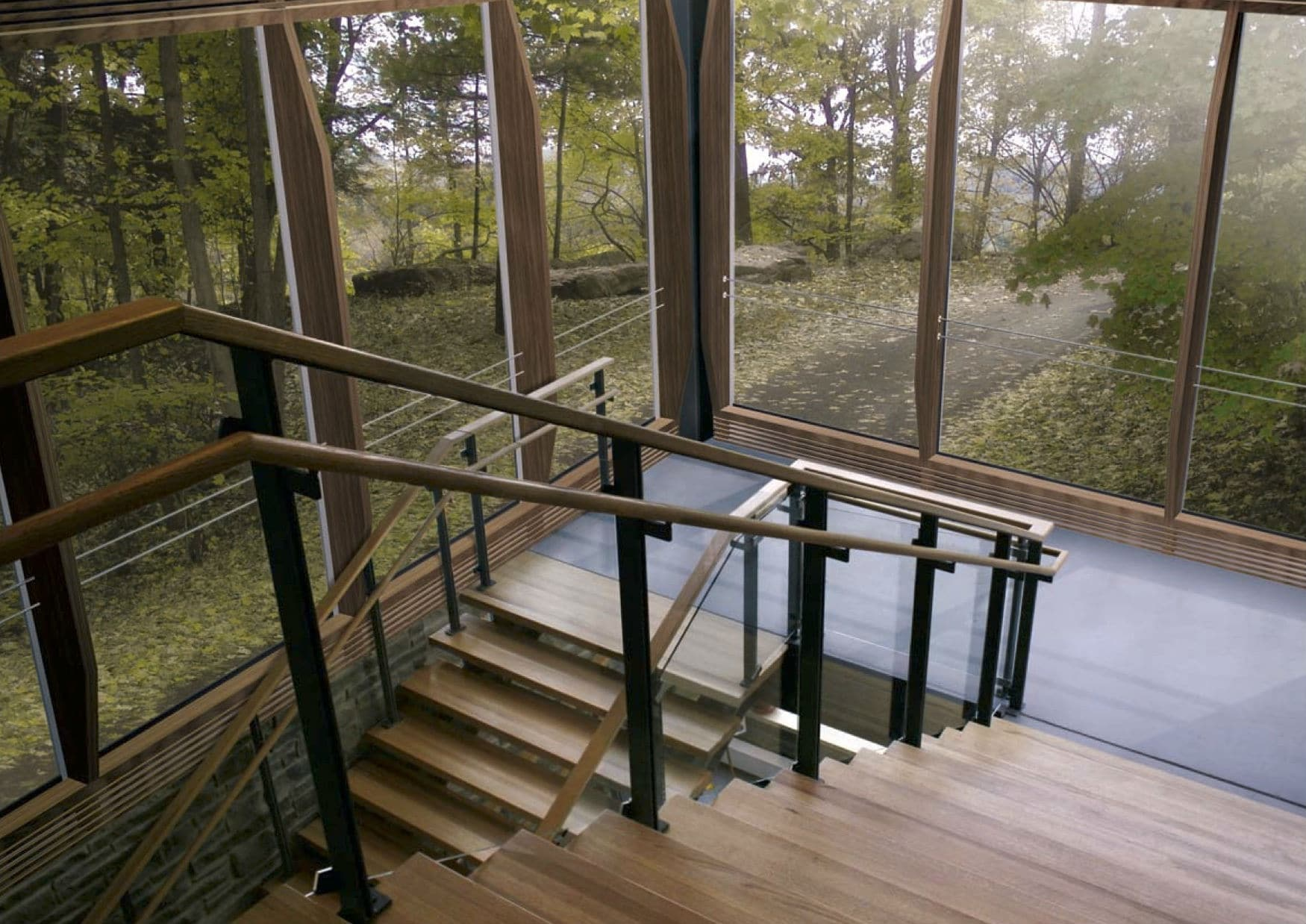 Timber Curtain Wall Systems
